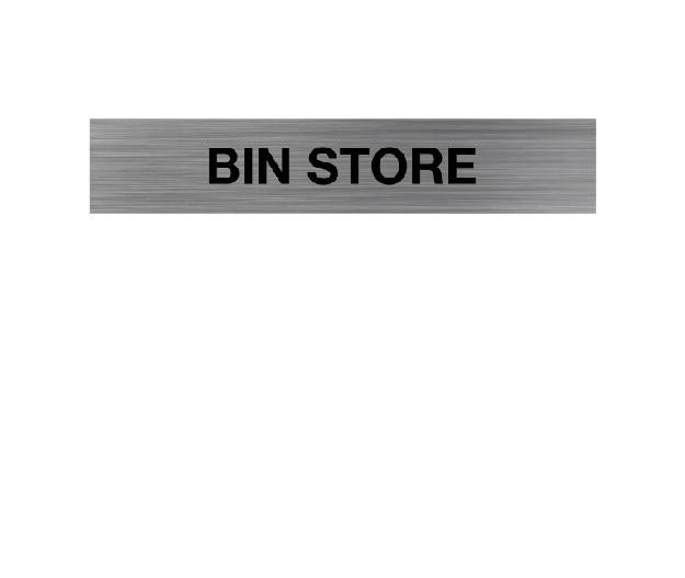 Bin Store