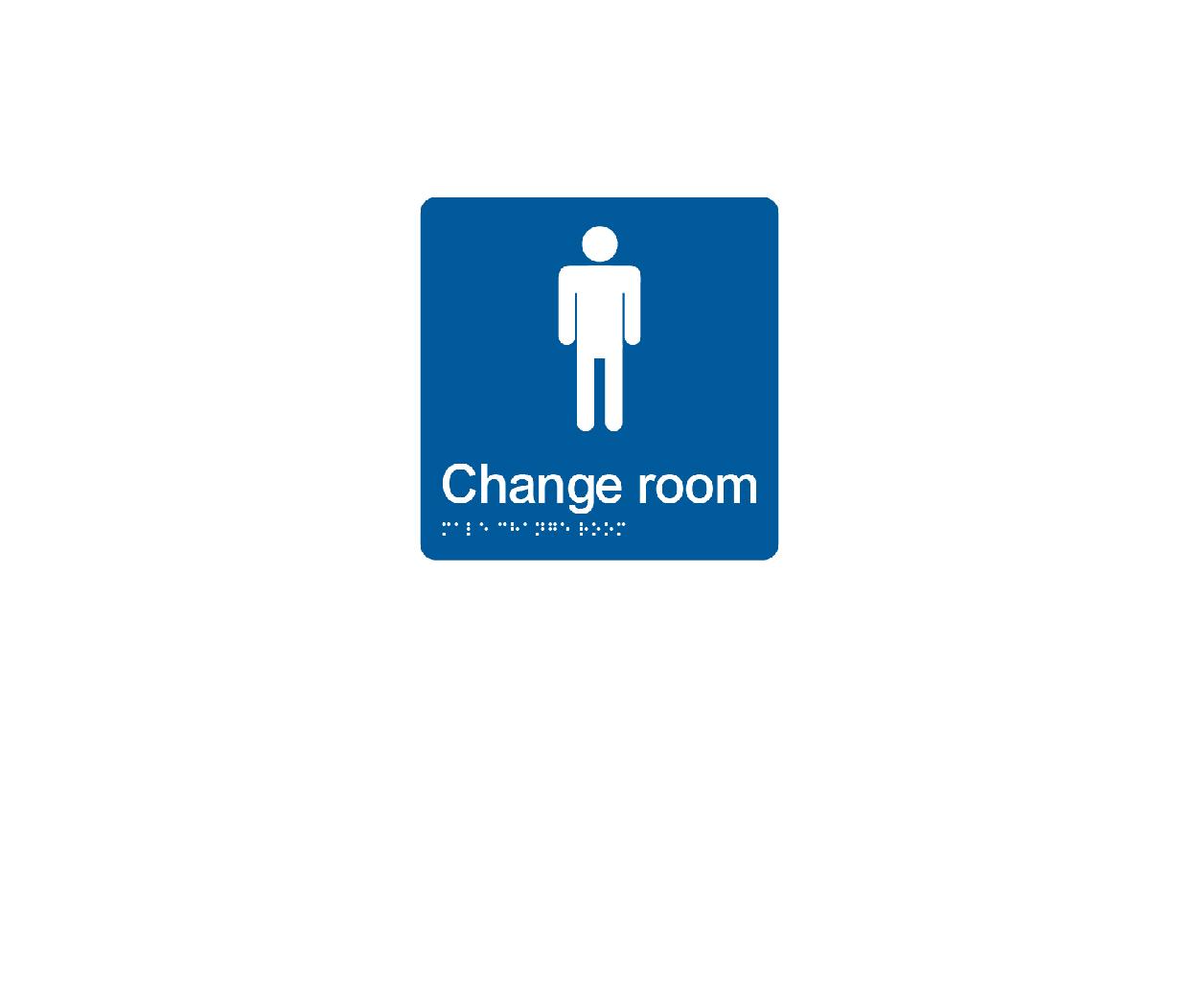 Male Change Room