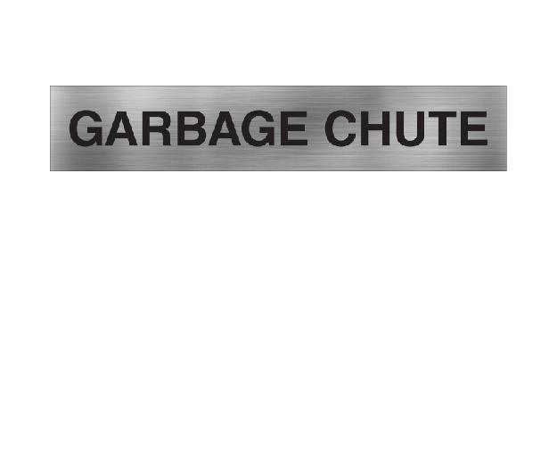 Garbage Chute