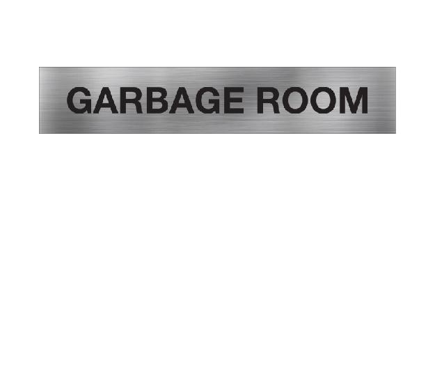 Garbage Room