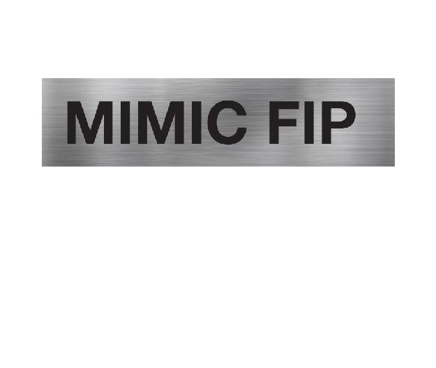 MIMIC FIP