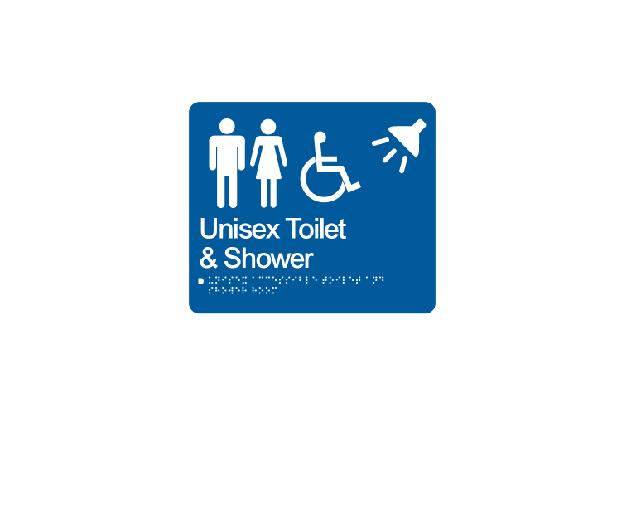 Accessible Toilet & Shower (U) LH/RH
